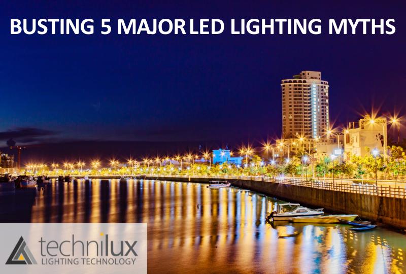 LED lighting myths